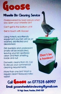 Goose Wheelie bin cleaning services 982474 Image 0